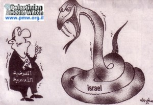 13 - 8-11-03A Snake-Israel talks to European commissionership.jpg